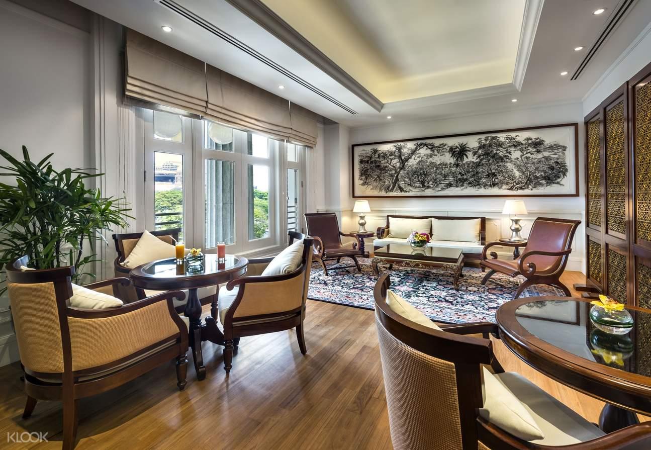 The Straits Club (Lounge Area)
